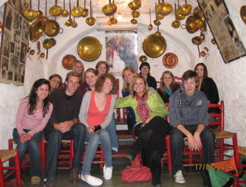 Study Abroad Reviews for API (Academic Programs International): Granada - University of Granada