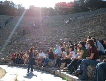 Study Abroad Reviews for Webster University: Athens - Odyssey in Athens