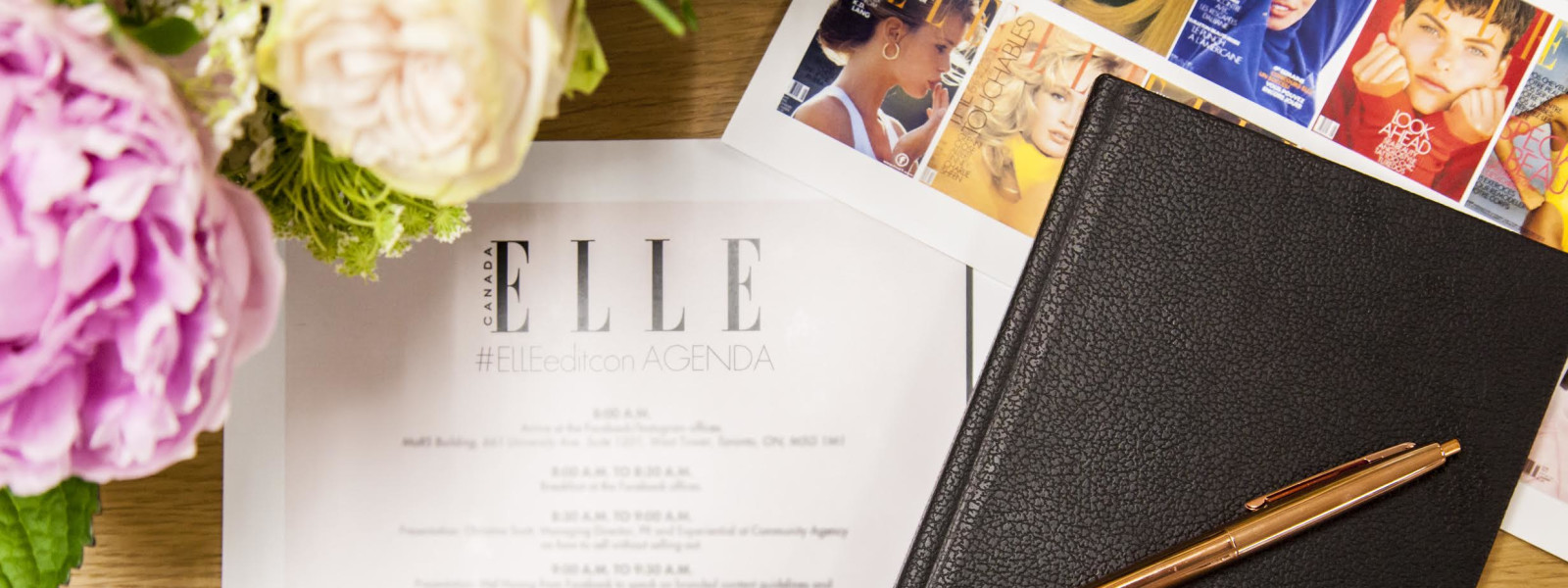 Behind the September Issue with ELLE Canada