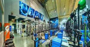 IMG Academy has a 10,000 square foot weight room. (IMG Academy/ Special)