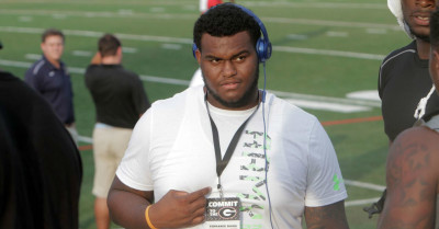 Davis will take an official visit to UGA this fall. (Randy Schafer/ Special)