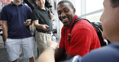Jenkins chose UGA over Alabama during his recruiting process. (Joshua L. Jones)