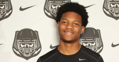 Nico Collins is a 4-star receiver from Clay-Chalkville High School in Pinson, Alabama. (Student Sports)