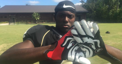 LeCounte is very interested in UGA. (Jeff Sentell / AJC)
