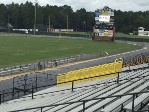 It was here on Wayne County's football field that Greyson Lambert attracted recruiting attention.