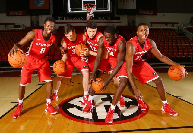 William-Jackson-II-Connor-ONeill-Mike-Edwards-Derek-Ogbeide-Torrio-Wilridge-by-Curtis-Compton-AJC-UGA-basketball-2015-DRC_5633