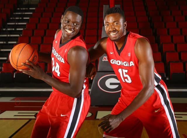 Osahen-Iduwe-Derek-Ogbeide-by-Curtis-Compton-AJC-UGA-basketball-2015-DRC_3555