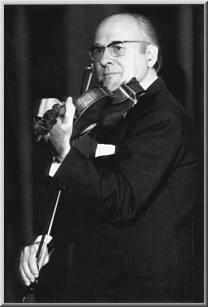 Pierre Nérini violon
