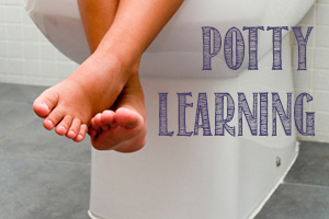 Potty Learning: The Do's, Don'ts and the Oops of Poops