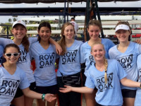 Oakland Strokes Novice Girls fundraiser