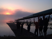 Ergathon: Racing the Susquehanna fundraiser