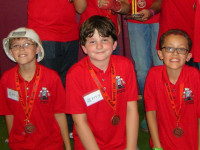 Send us to California FLL Open fundraiser