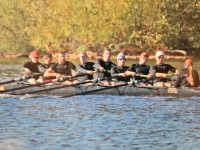 SU CREW TO ROW 1,000,000 METERS! fundraiser