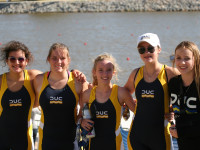2015 DUC Youth Rowing fundraiser