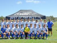Emerald City FC M97Green Travel fundraiser