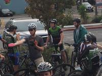 2017 Drake Mountain Bike Team fundraiser