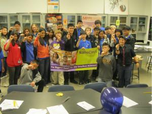 Chabot Galaxy Explorers fundraiser
