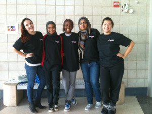 Chicago Girls in Computing fundraiser