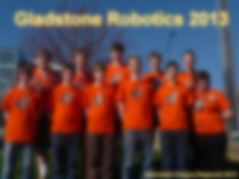 Online Fundraiser for Gladstone Robotics -FRC team 3131 by James Ward | Piggybackr