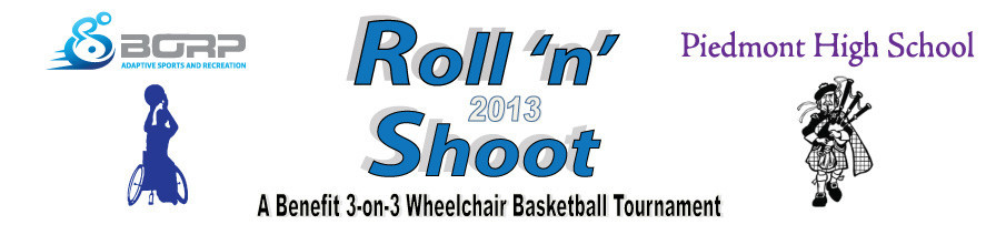 PHS Men's Basketball/BORP Roll 'n Shoot 2013