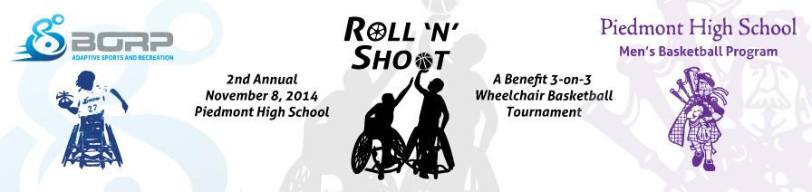 PHS Men's Basketball/BORP Roll 'n Shoot 2014