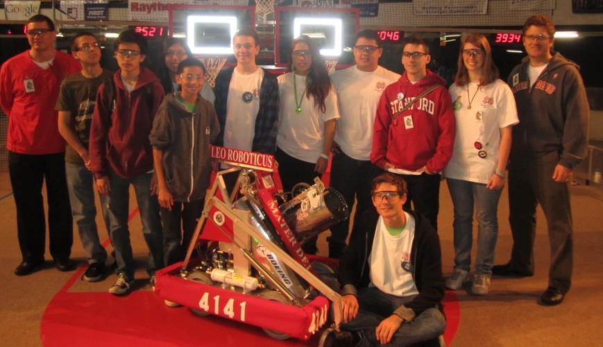 Monarch Robotics fundraiser