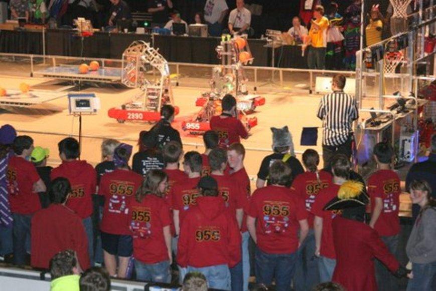 CV Excellence - Raiderbot Team 955 fundraiser
