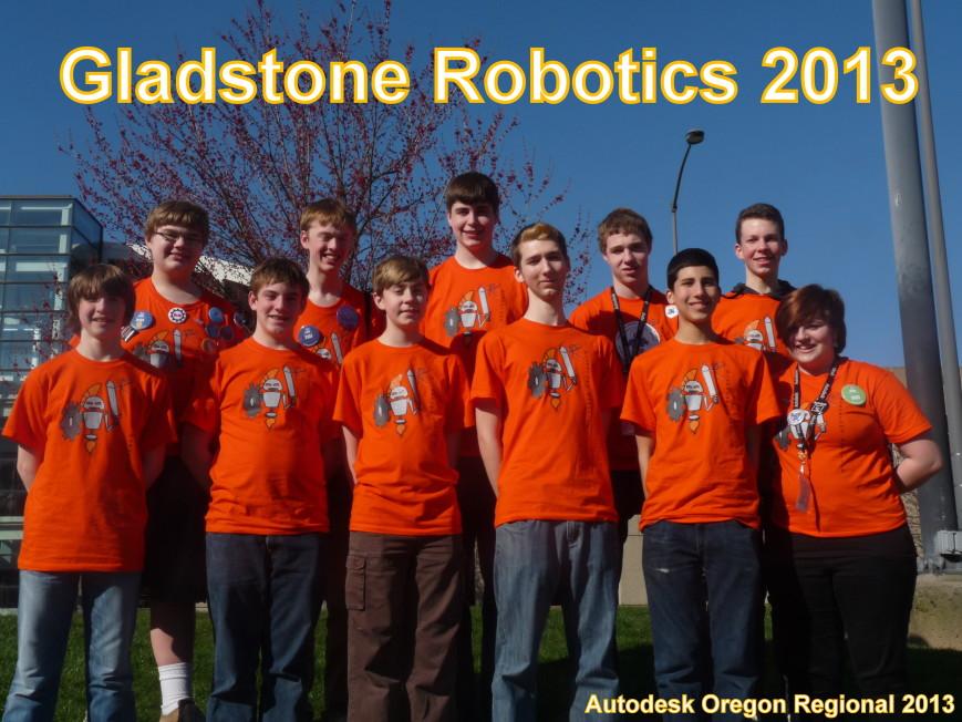 Gladstone Robotics -FRC team 3131 fundraiser
