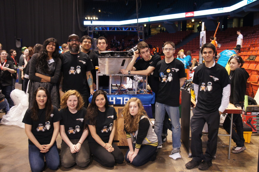 Northside Robotics - FRC Team 4787 fundraiser