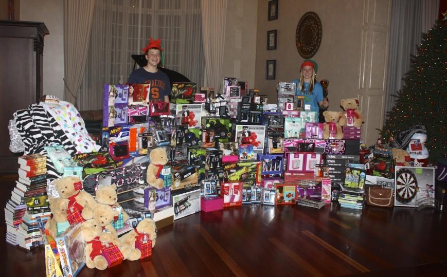 Treasures 4 Teens fundraiser