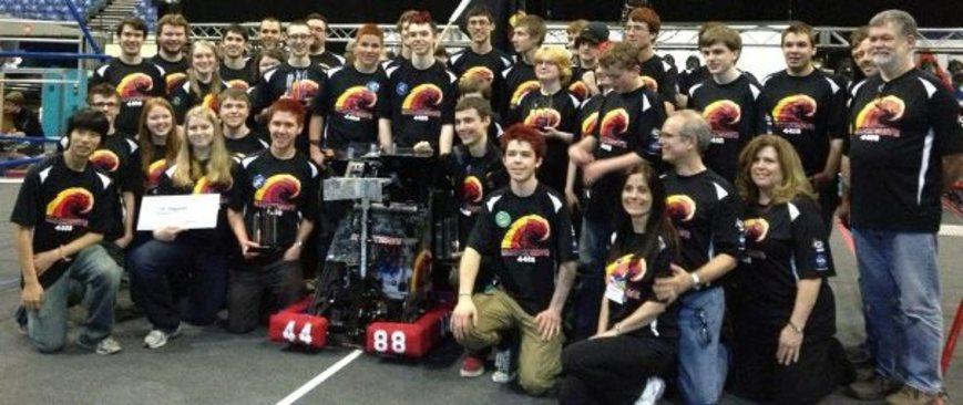 Shockwave Robotics Team fundraiser