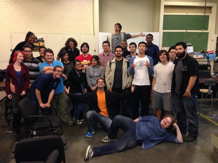 Pierce Robotics Club fundraiser