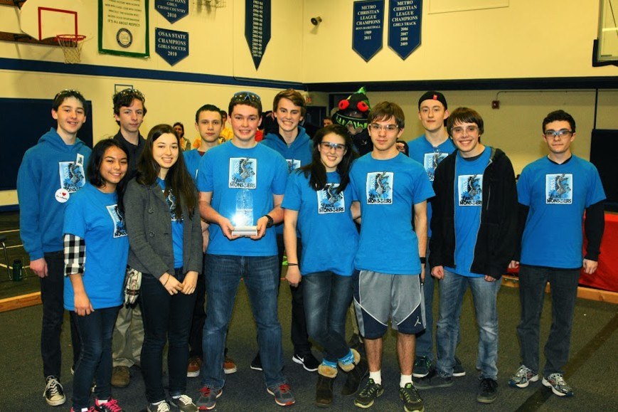 Lake Monsters Robotics (FRC 2635) fundraiser