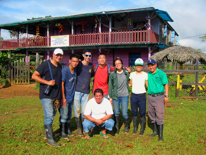 UCLA EWB Nicaragua Project fundraiser