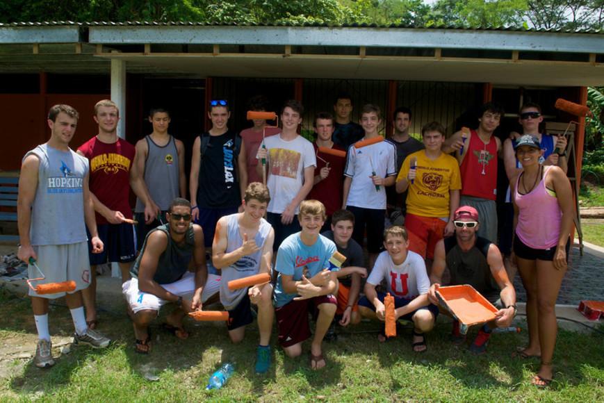 SixFiftyLacrosse Costa Rica Service Trip fundraiser