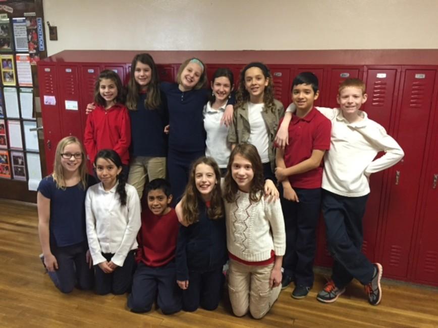 4th & 5th Grade Windom Students fundraiser