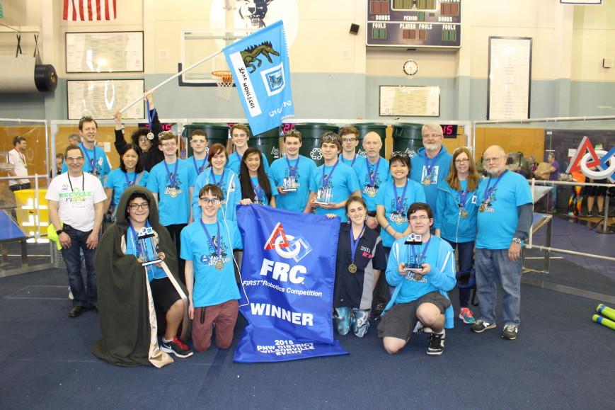 FRC Championships fundraiser