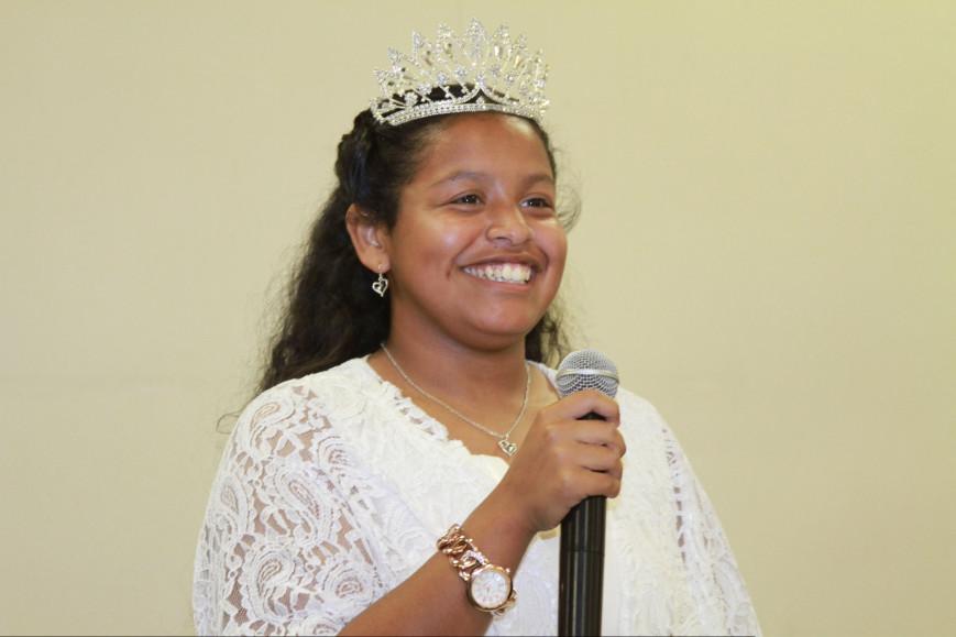 Serena Contreras fundraiser