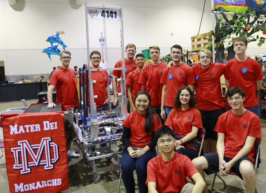 Monarch Robotics Team fundraiser