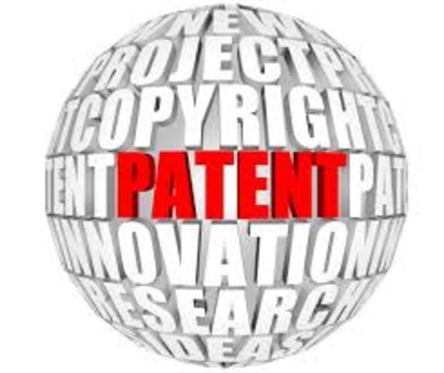 Patent Registration  and licensing fundraiser