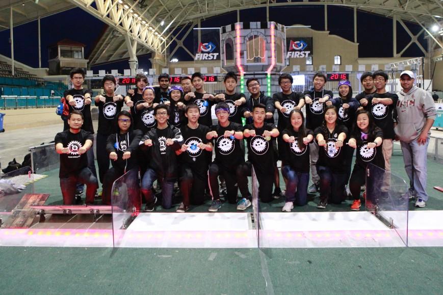 3473: Team Sprocket fundraiser