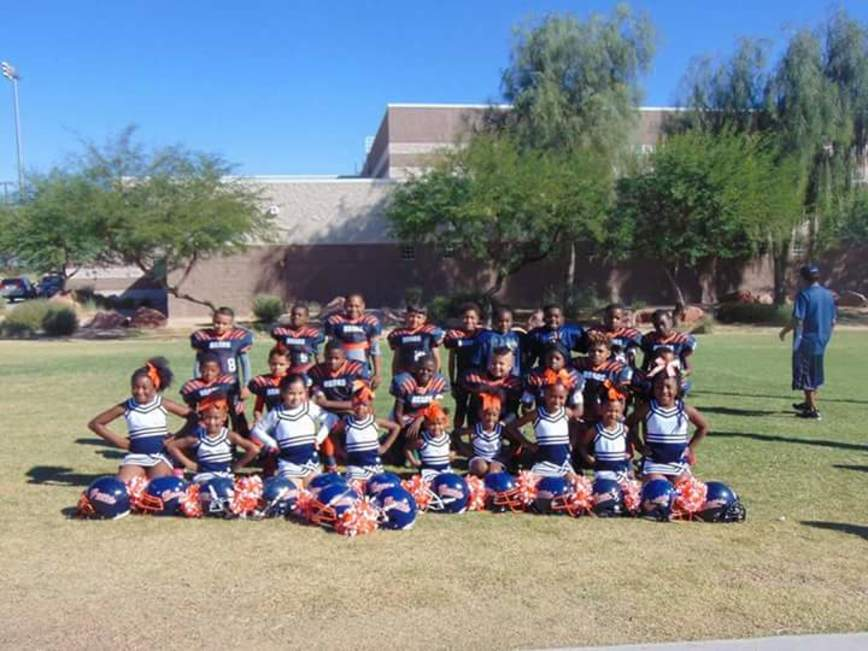 North Las Vegas Bears fundraiser