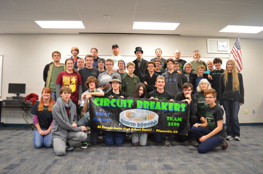 3189 Circuit Breakers fundraiser