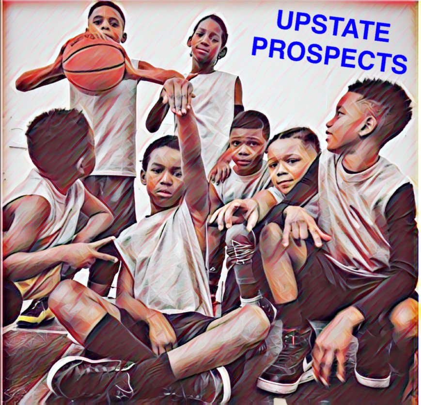 Upstate Prospects Youth Basketball fundraiser