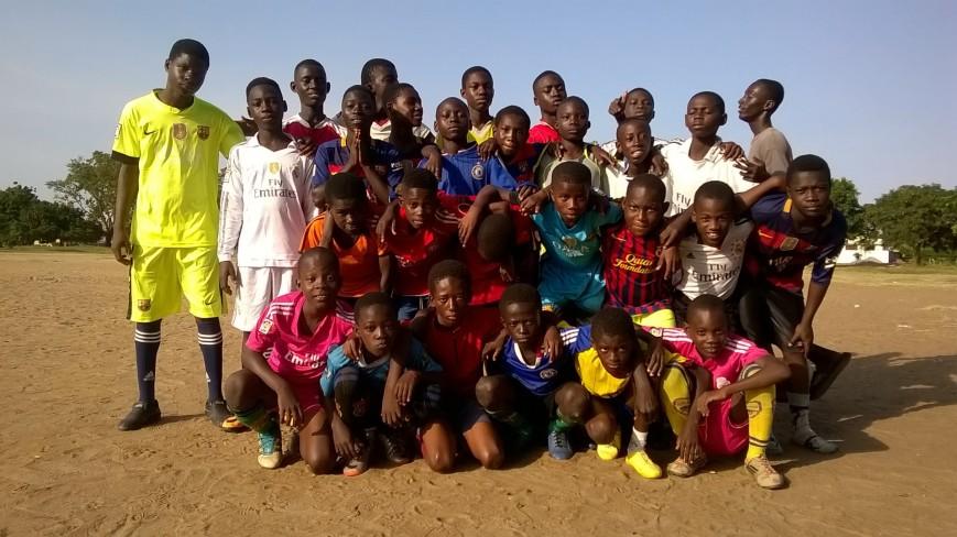 Fakwa Soccer Foundation fundraiser