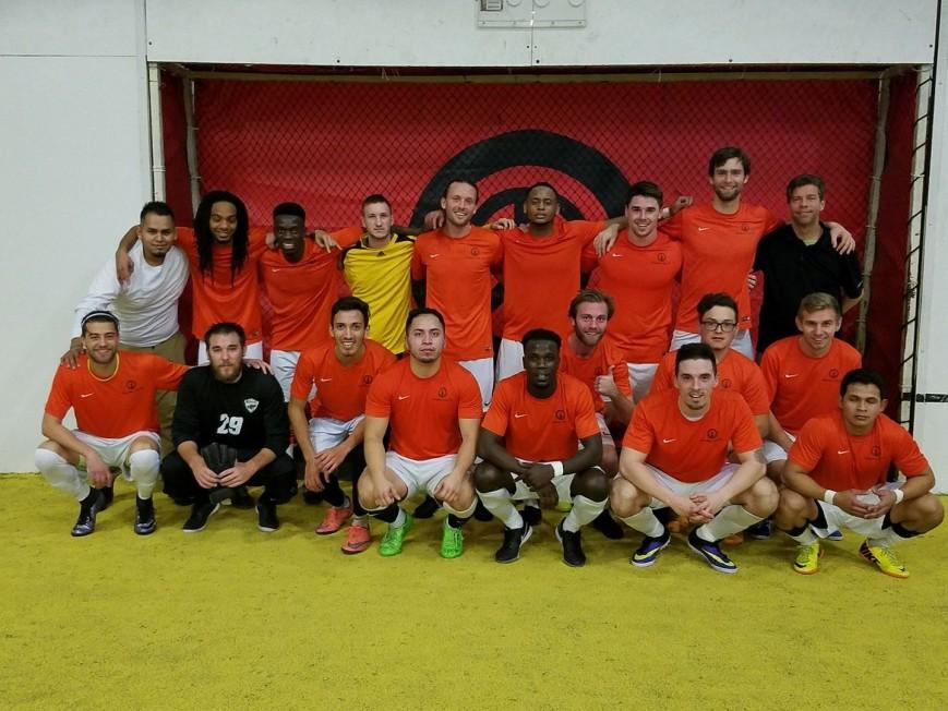 Omaha City FC fundraiser