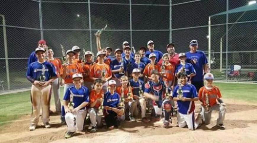 SCORPIONS Baseball team fundraiser