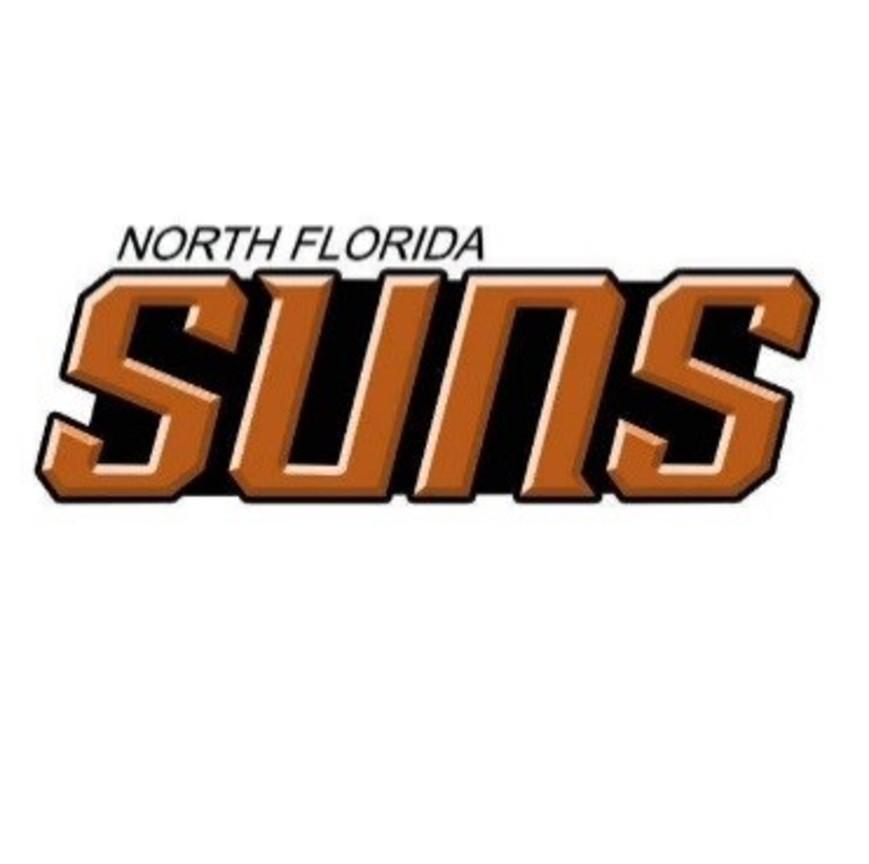 North Florida Suns Basketball Program fundraiser