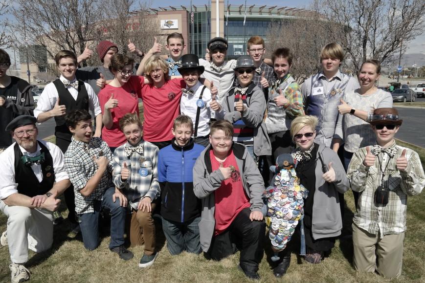 AISU Mechanical Dragons (Team 5974) fundraiser
