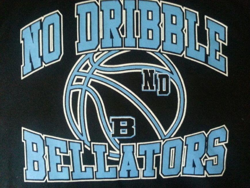 No Dribble Bellators Basketball fundraiser